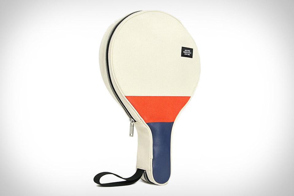 Jack Spade Ping Pong Paddle Case