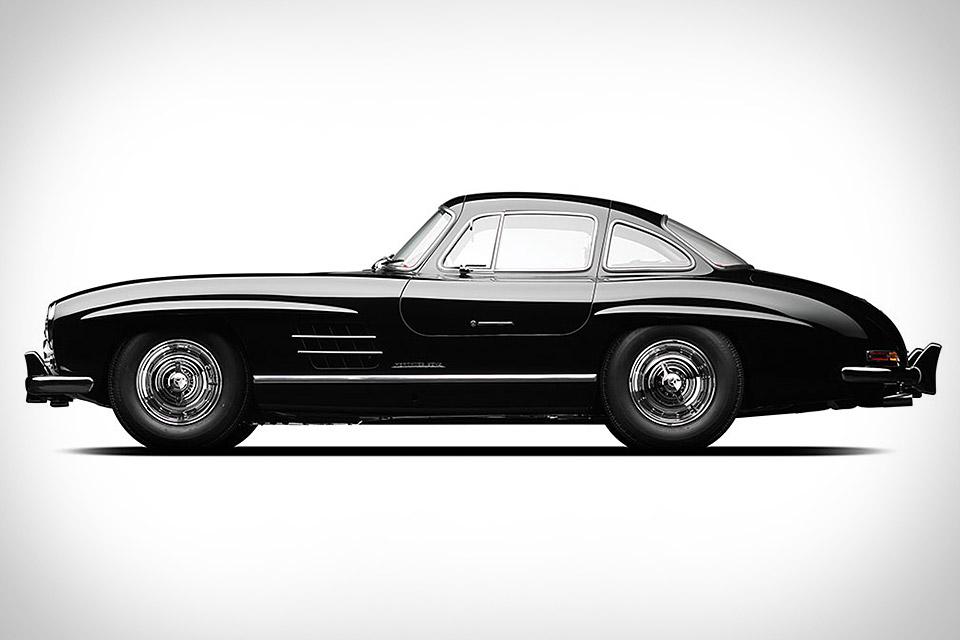 1957 mercedes-benz 300 sl gullwing   uncrate