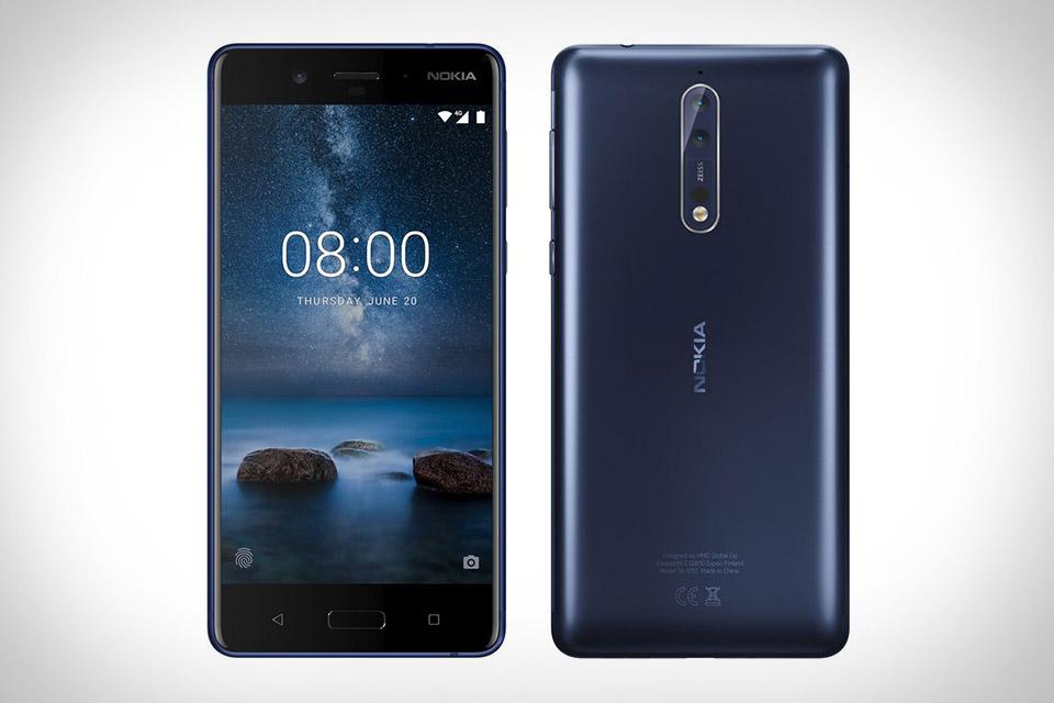 Nokia 8 Smartphone