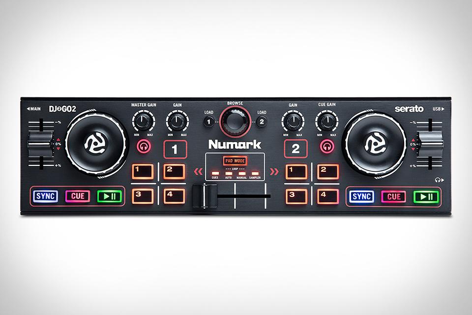 Numark DJ2GO2 DJ Controller