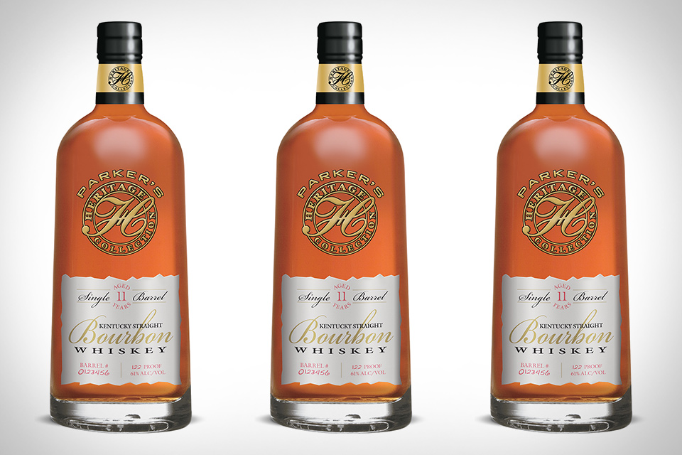 Parker's Heritage Single Barrel Bourbon