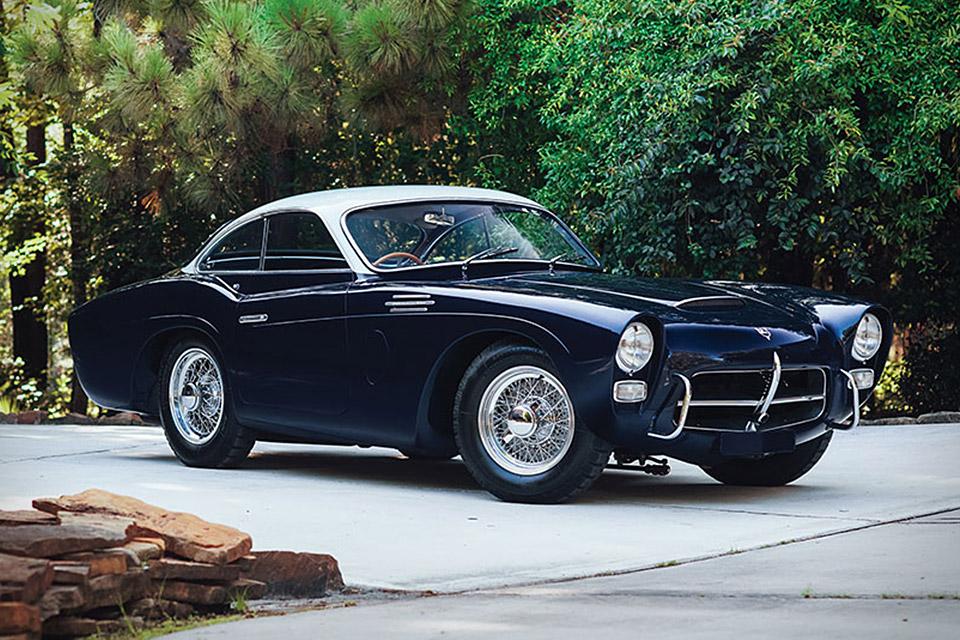 1954 Pegaso Z-102 Berlinetta Series II