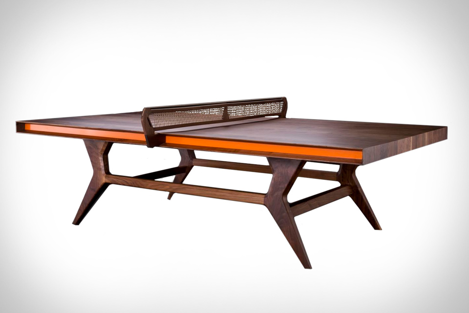 Gentil Mackenrow Ping Pong Table | Uncrate