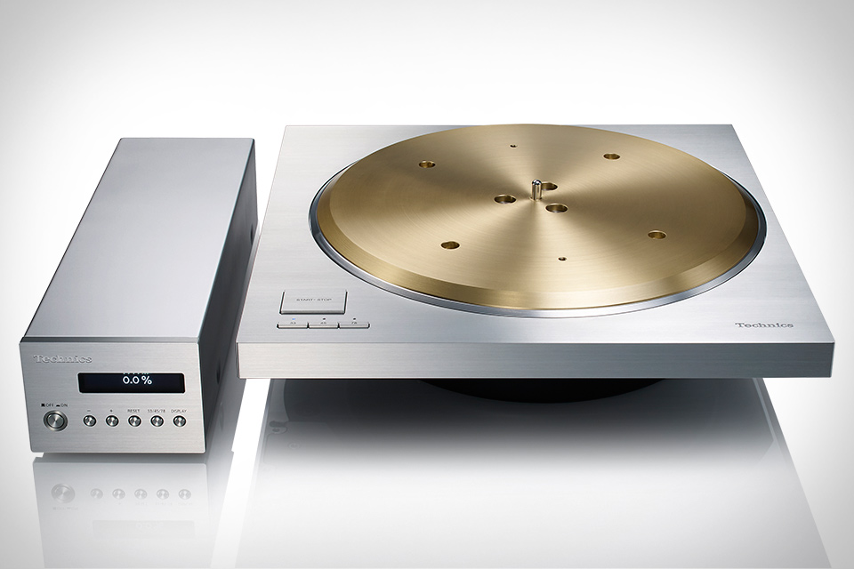 Technics Reference Class SP-10R Turntable