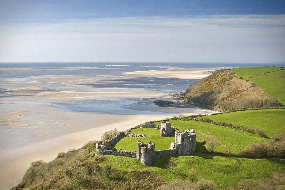 Wales Coast Path Walking Tour