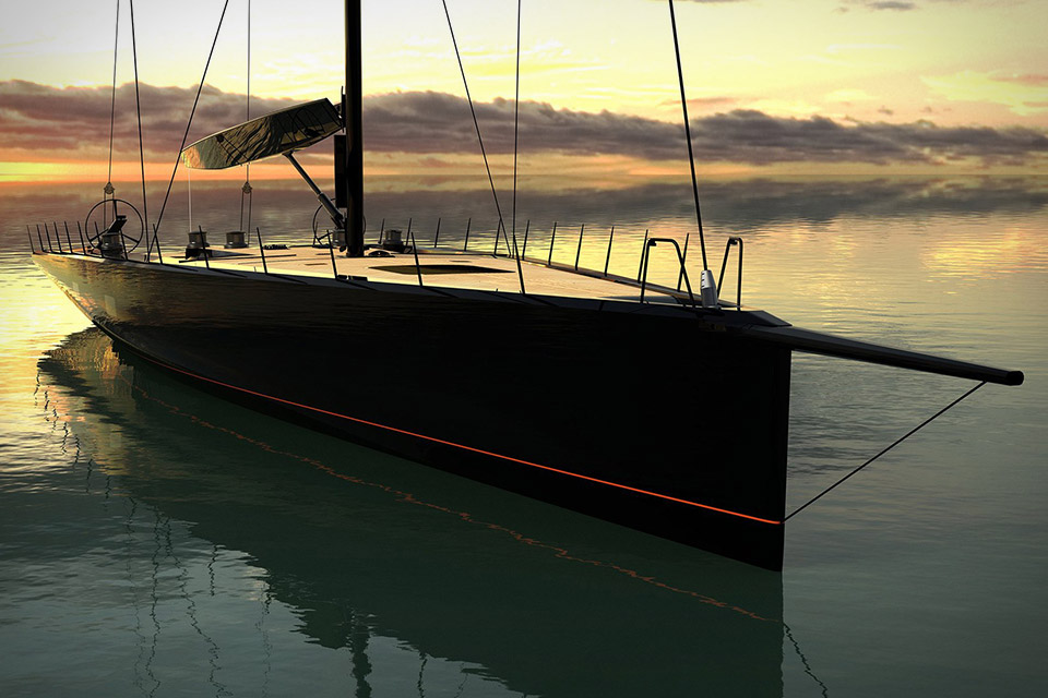 Wally Tango Sailing Yacht