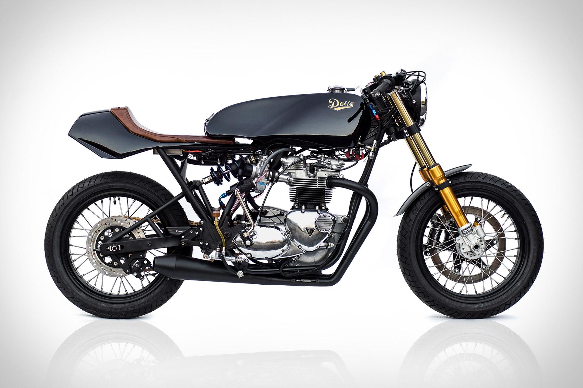 Deus Ex Machina TTT Motorcycle