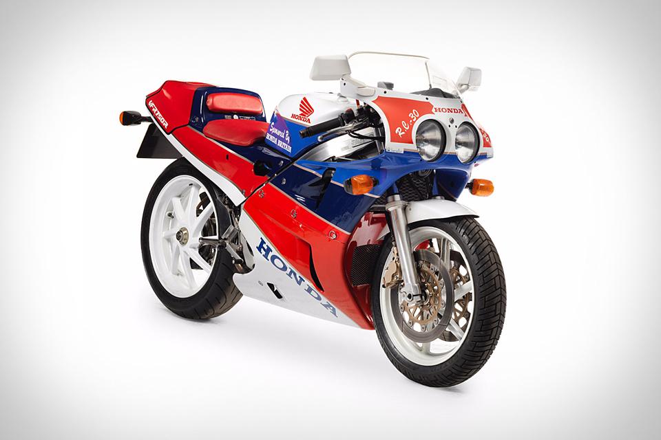 1991 Honda VFR750R Type RC30 Motorcycle