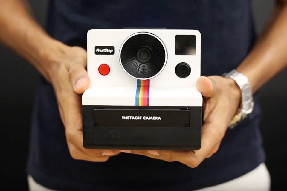 Instagif DIY Camera