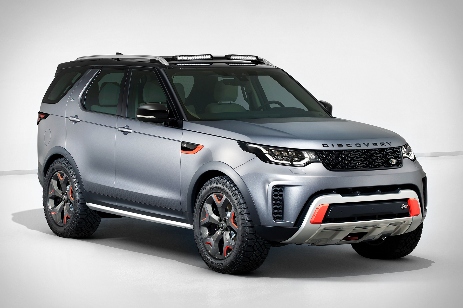 land rover discovery svx uncrate. Black Bedroom Furniture Sets. Home Design Ideas