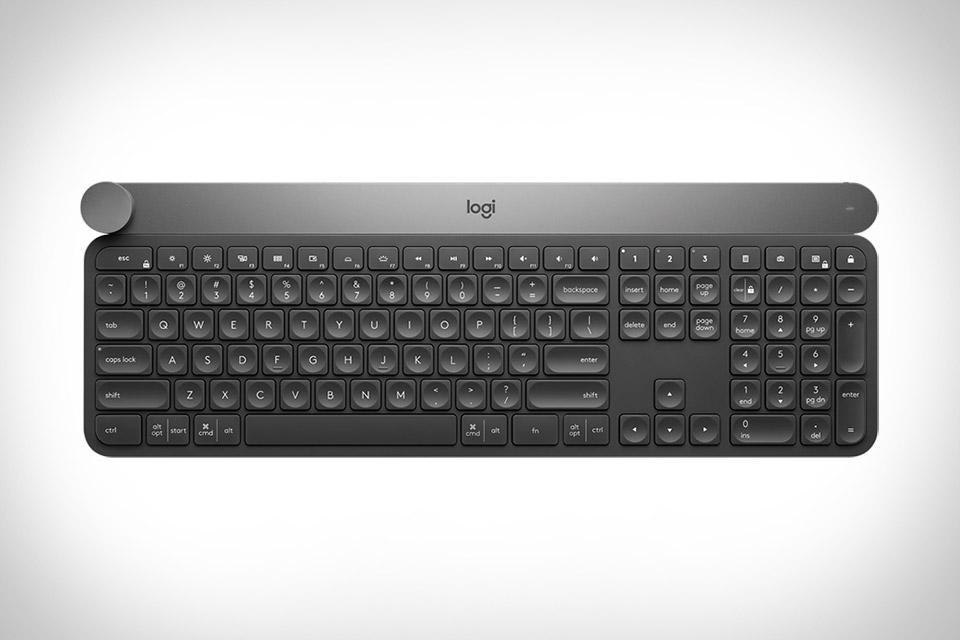 Logitech Craft Wireless Keyboard