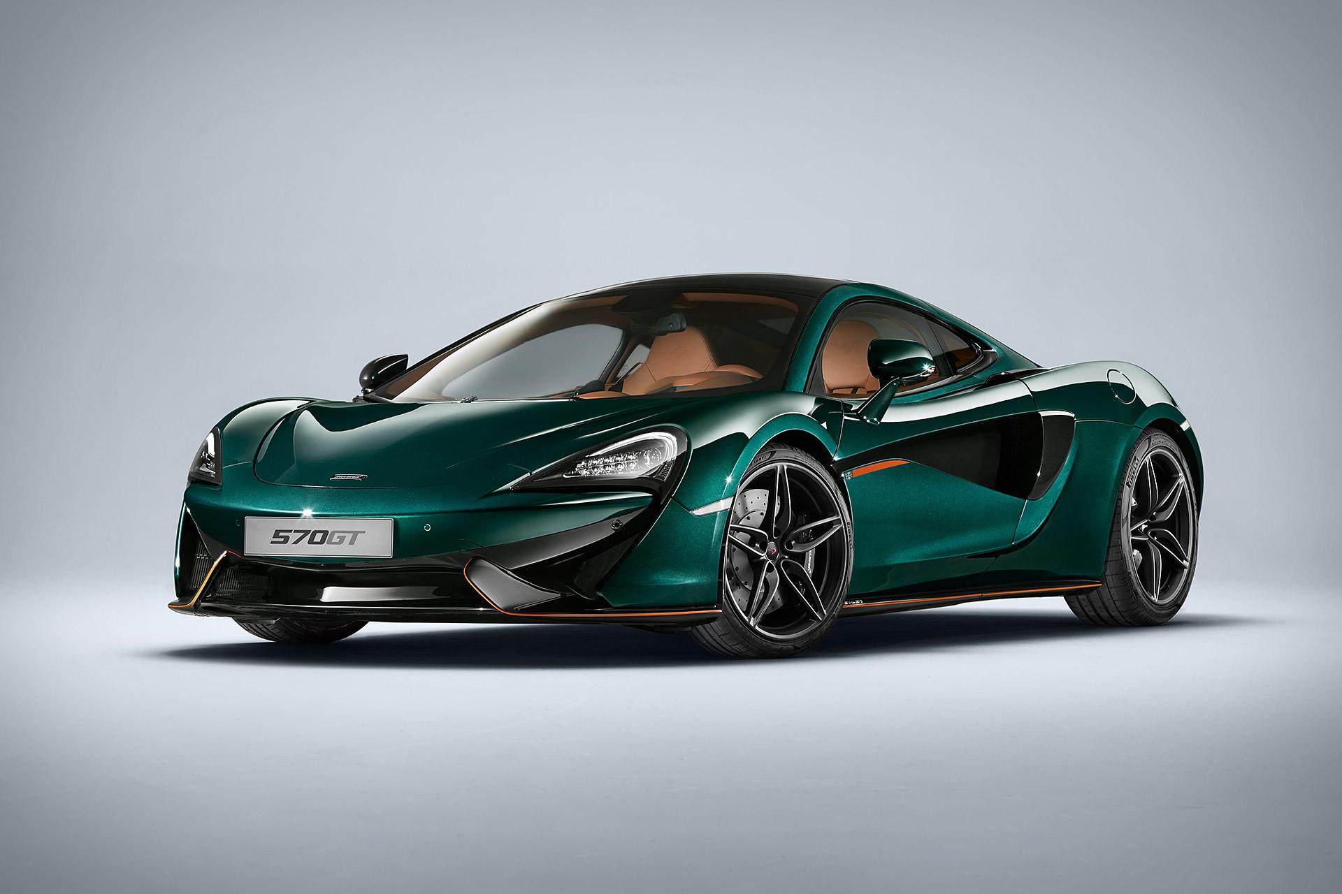 Mclaren 570gt Xp Green Edition Uncrate