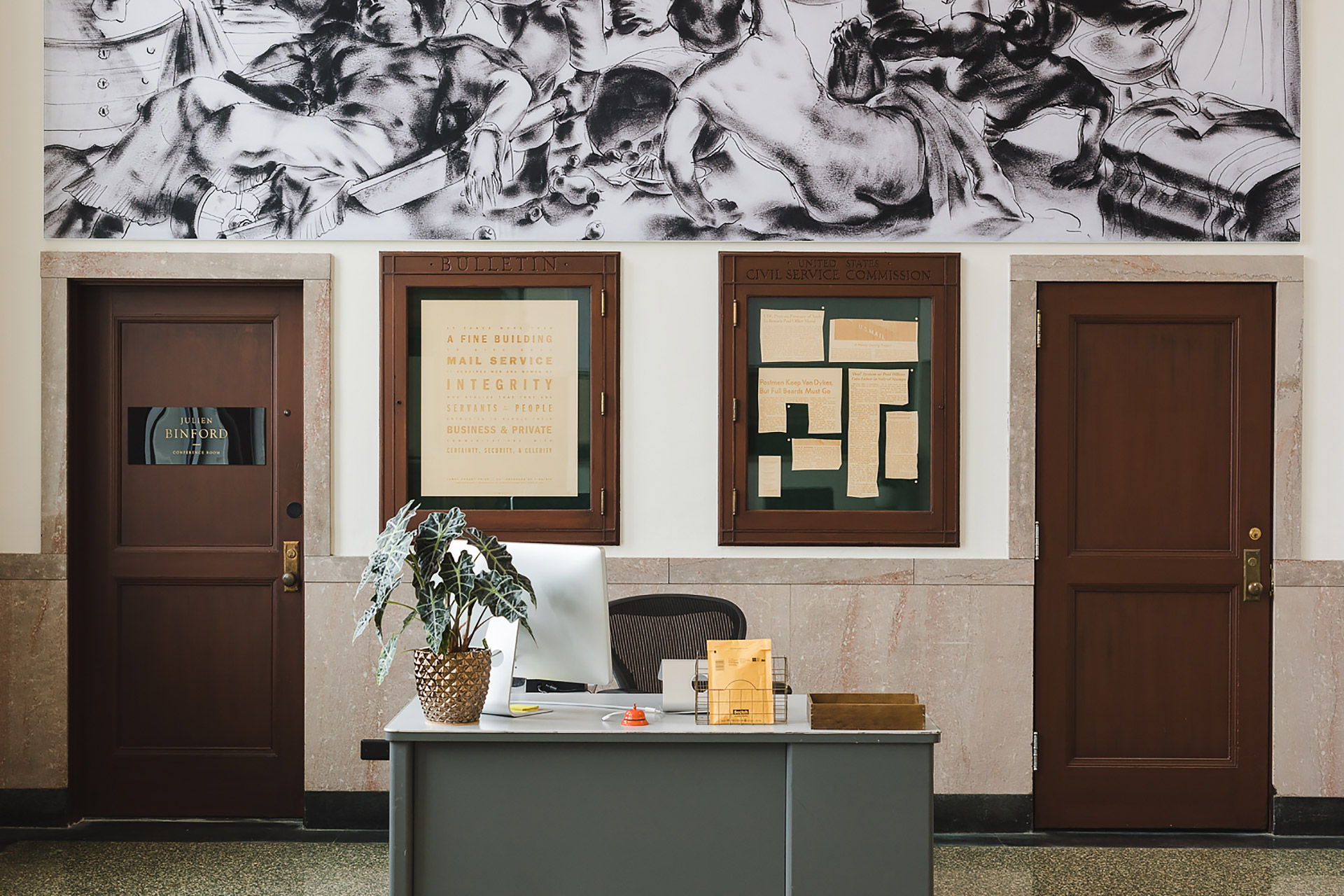 Mobelux Office