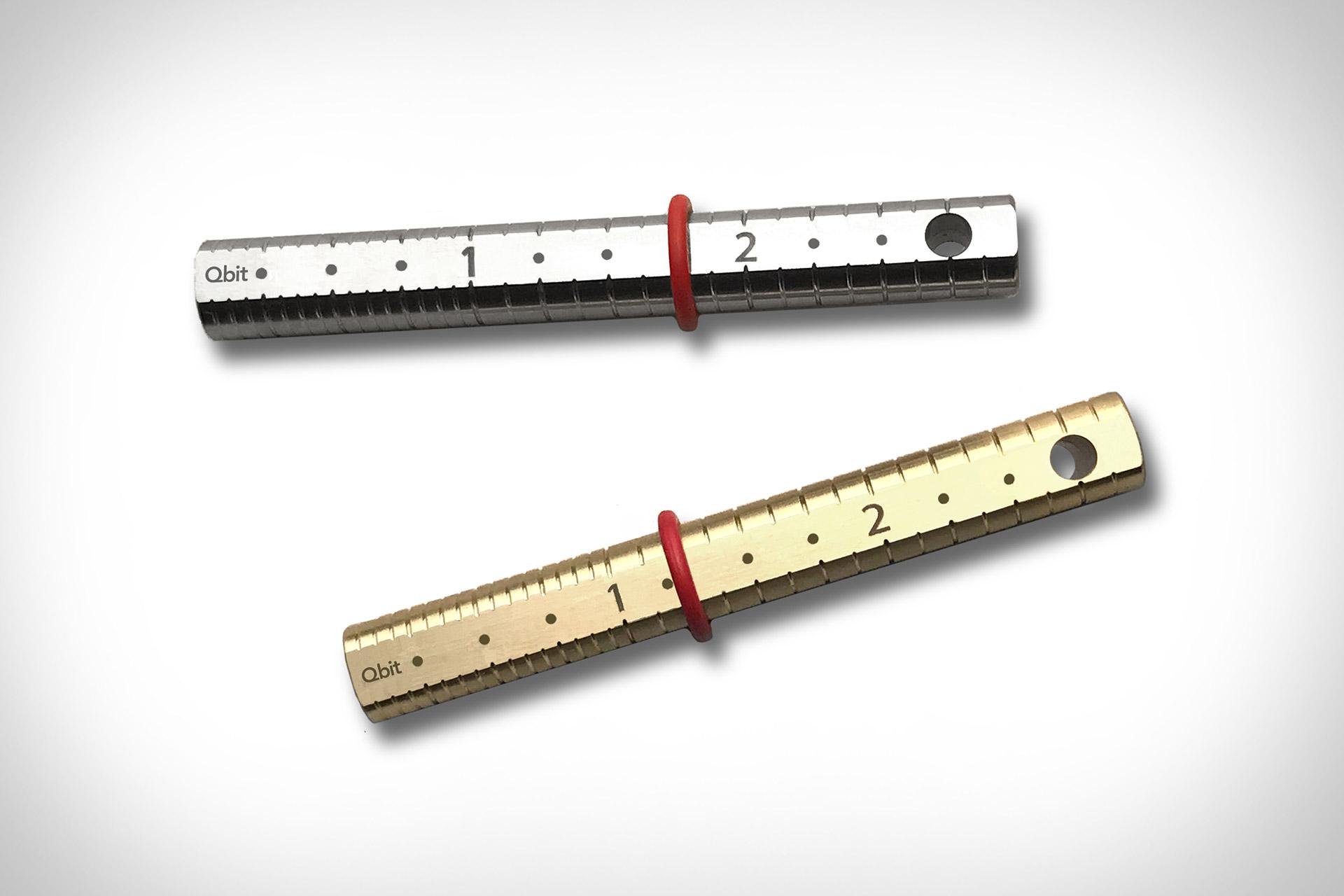 Qbit Keychain Measuring Tool