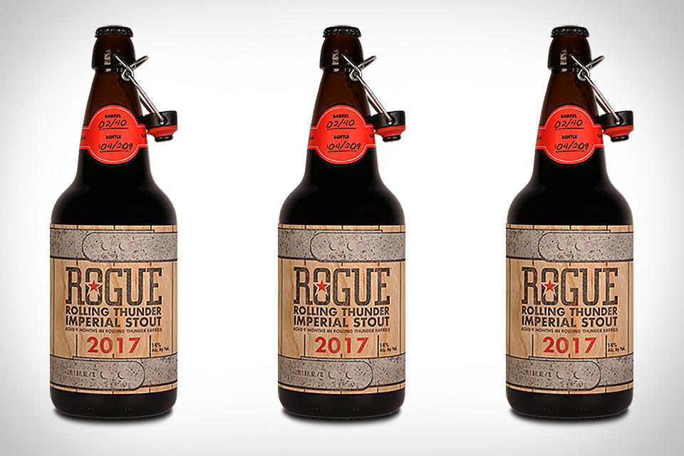 Rogue Rolling Thunder Imperial Stout