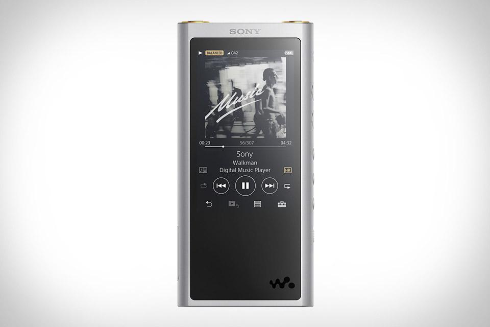 Sony Walkman NW-ZX300 Music Player