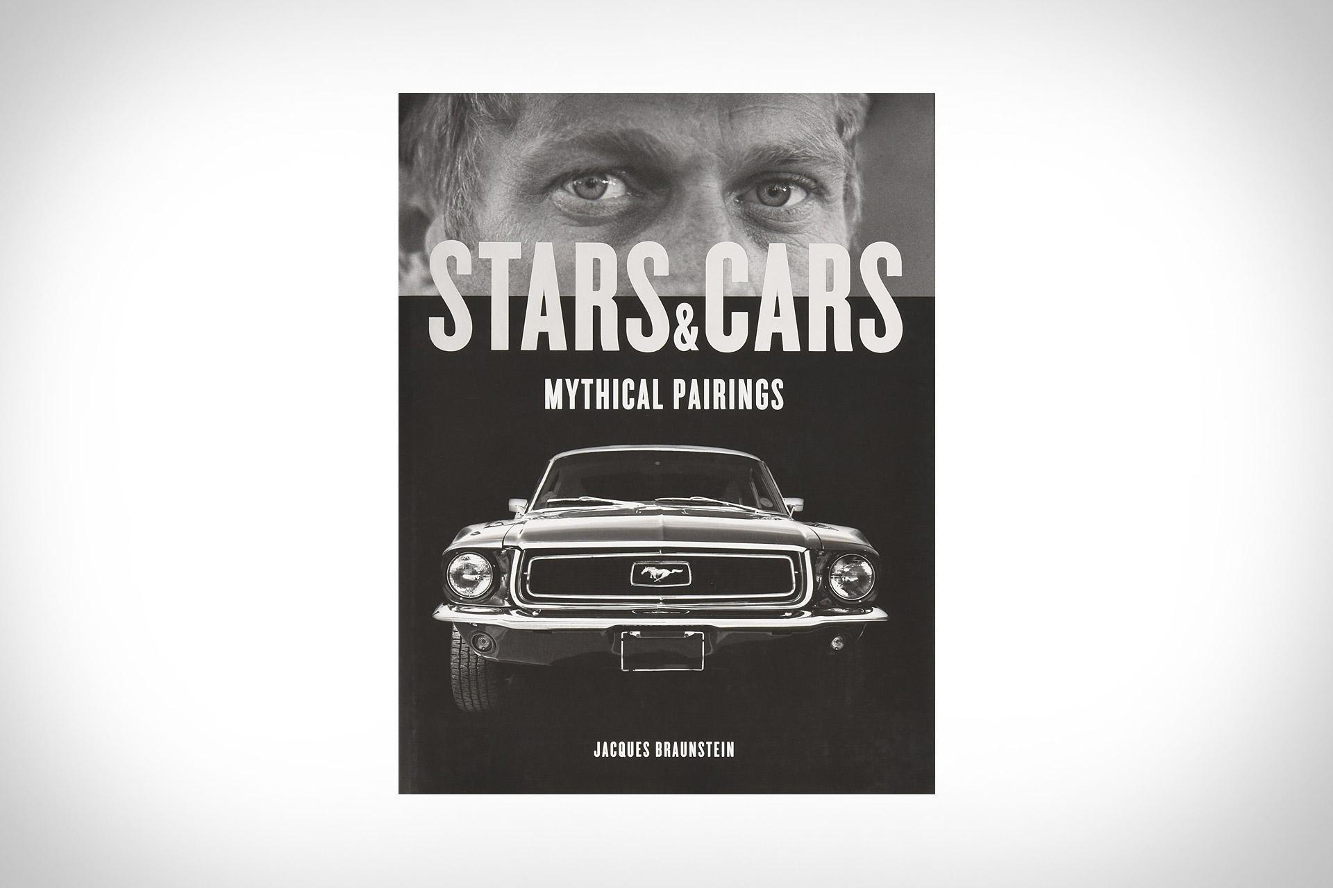 Le Livre Stars & Cars