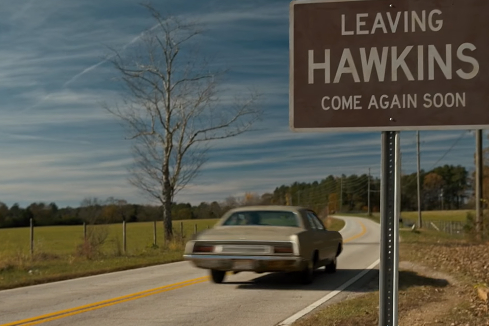 The 80s References of Stranger Things