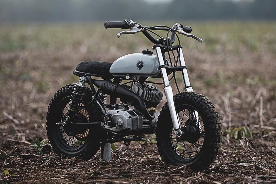 Auto Fabrica Type 0.1 Mini Motorcycle