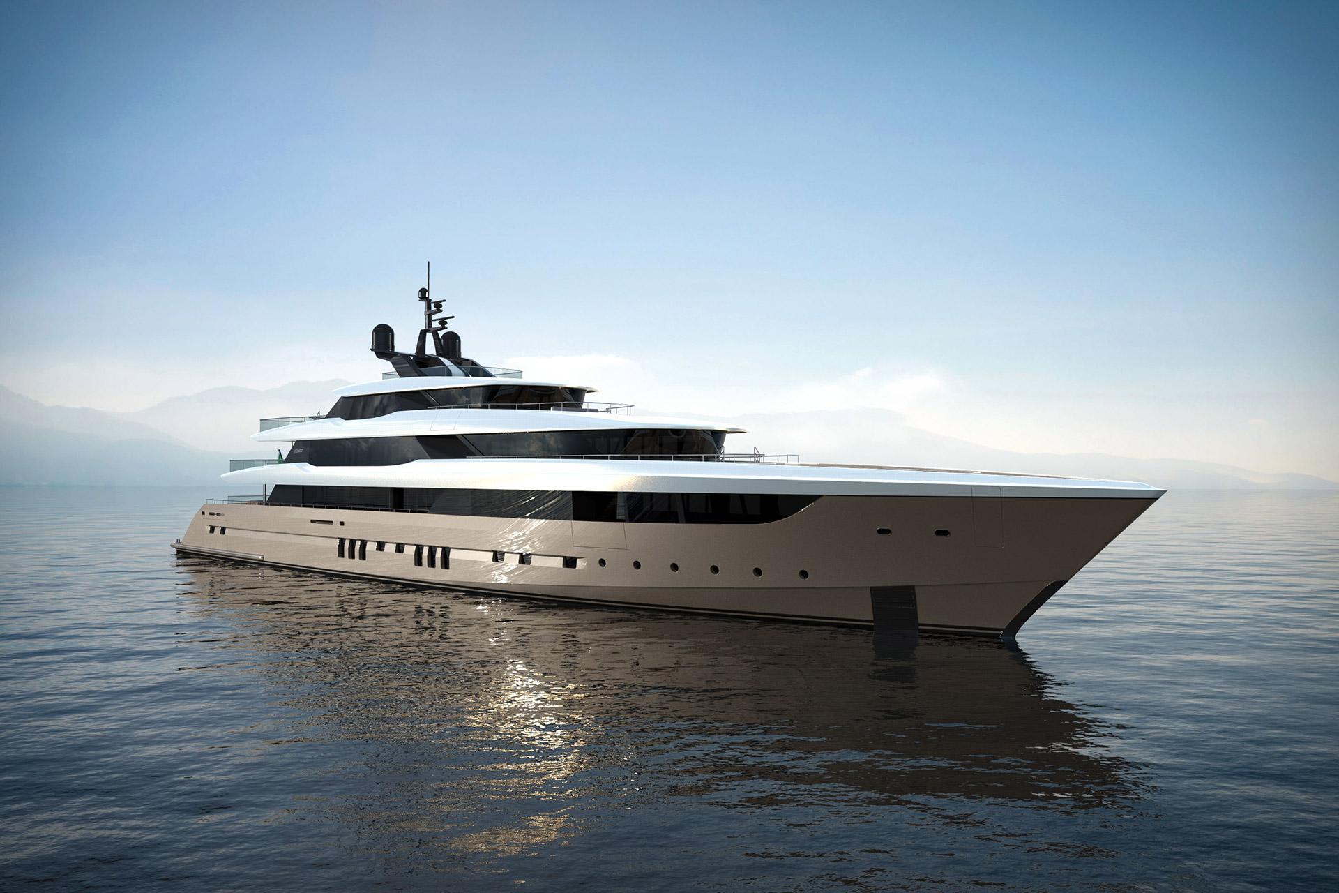 Baglietto Sestante Yacht