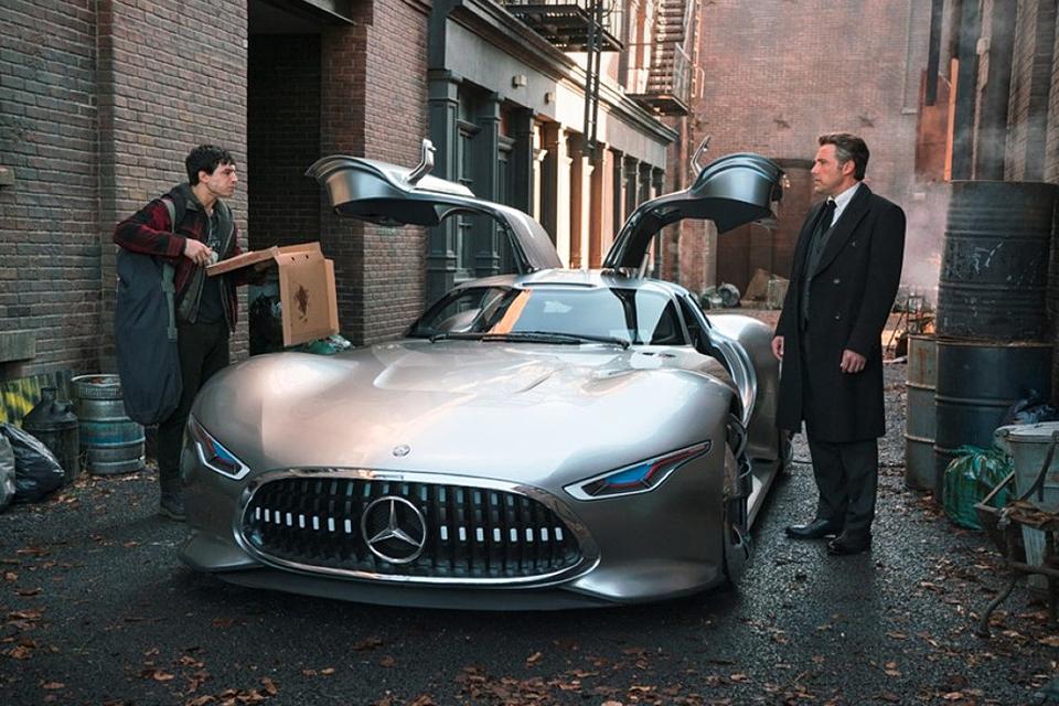 Bruce Wayne's Mercedes-Benz AMG Gran Turismo