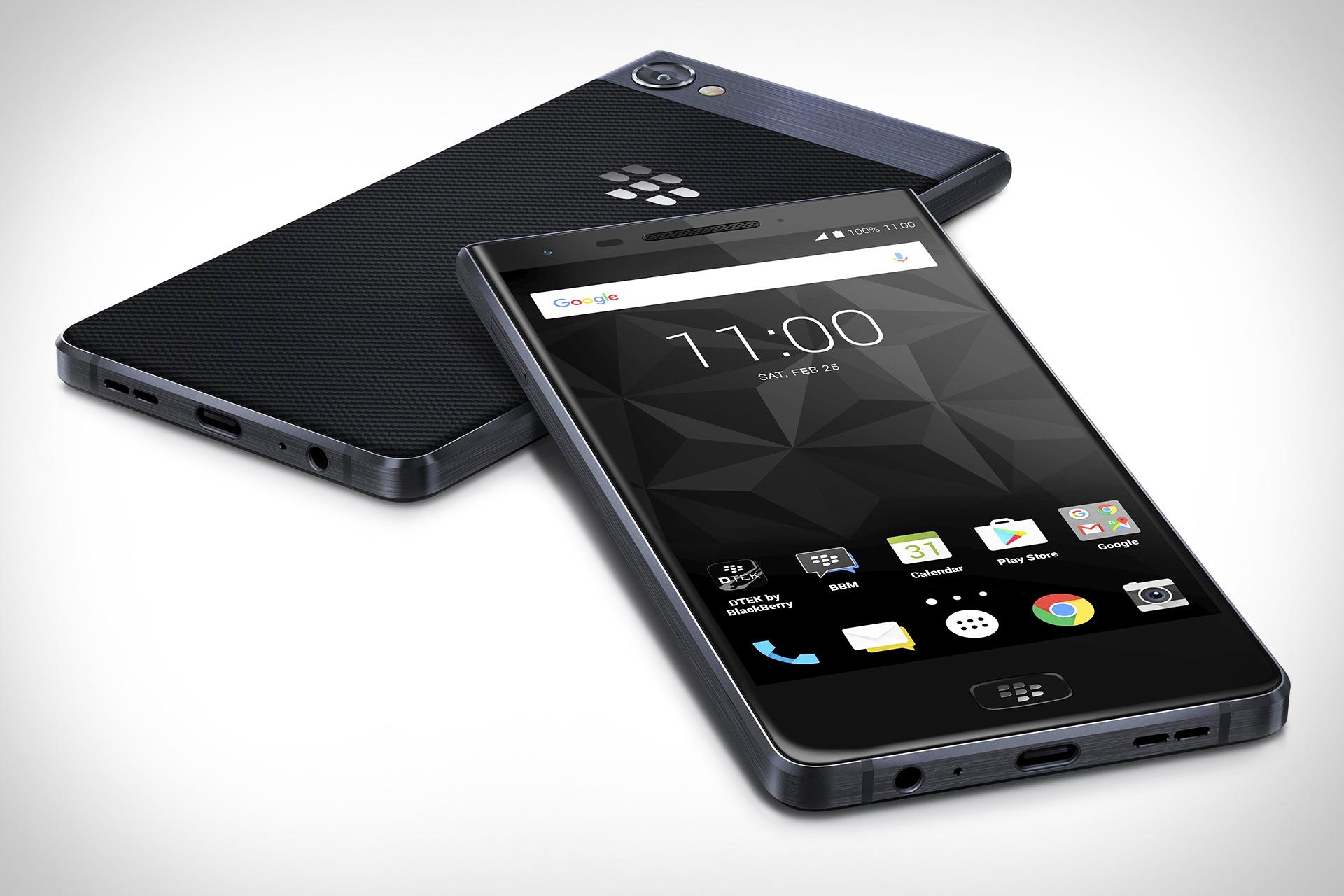 Blackberry Motion Smartphone