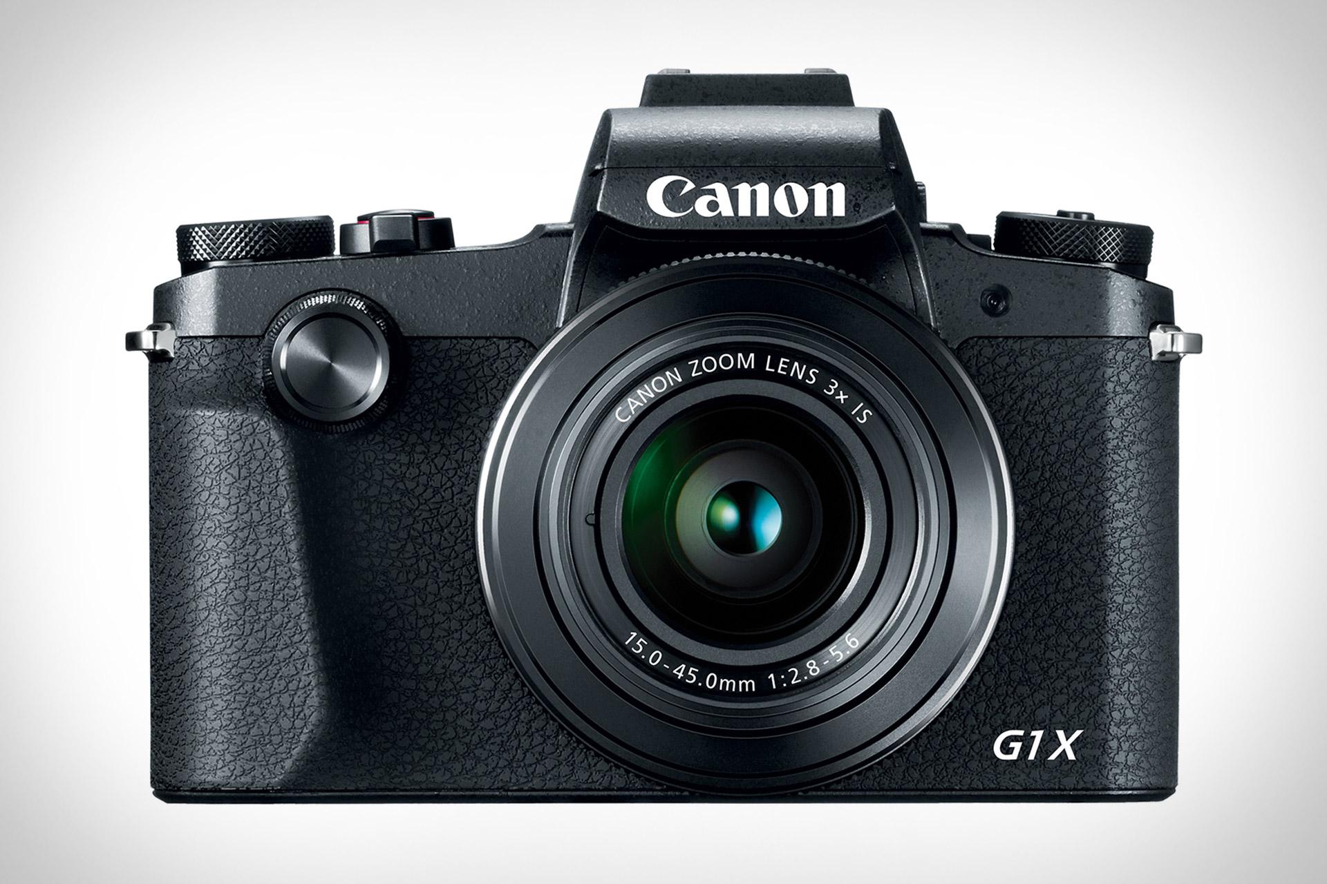 キャノンPowerShot G1 X Mark III