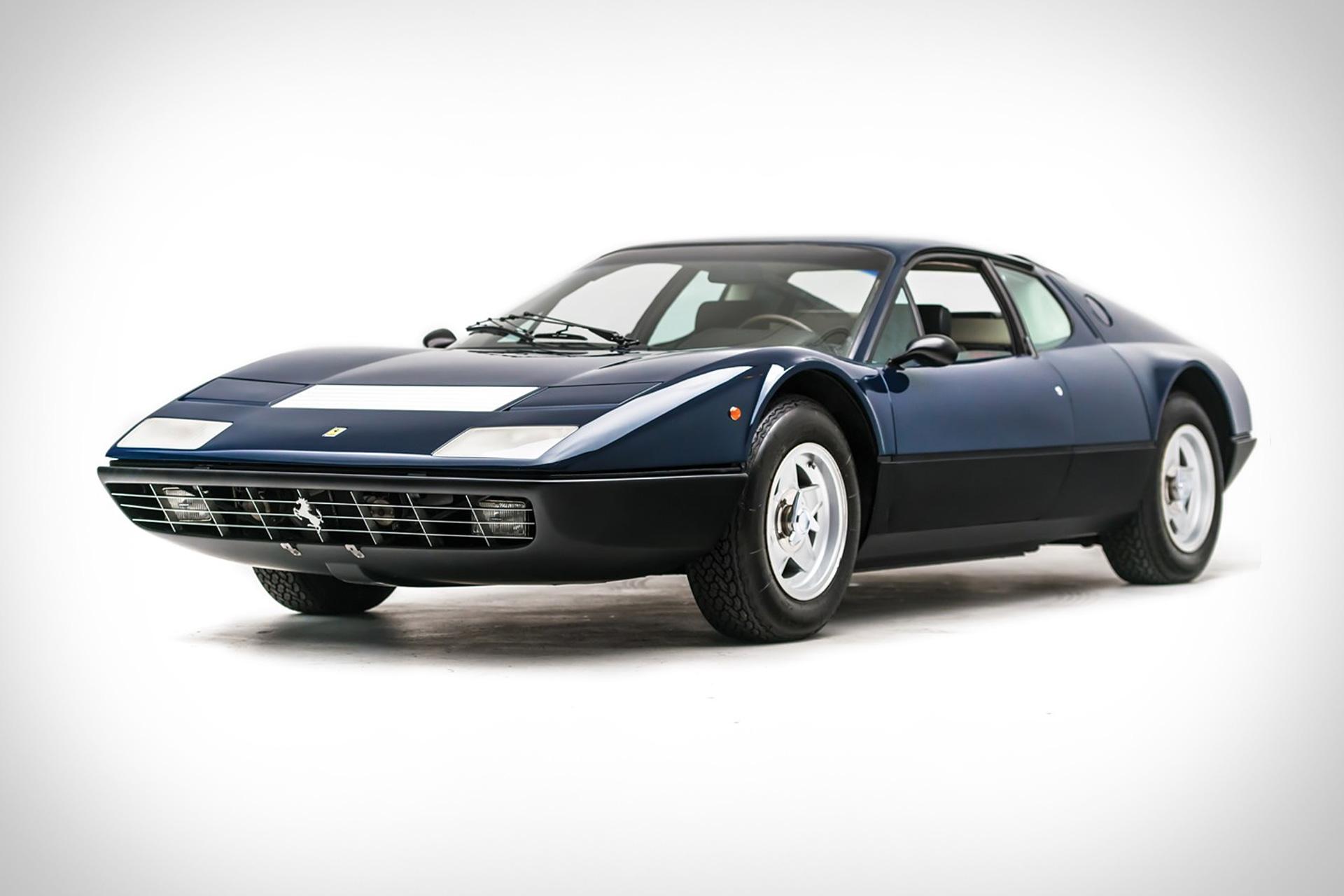 1975 Ferrari 365 GT4 BB