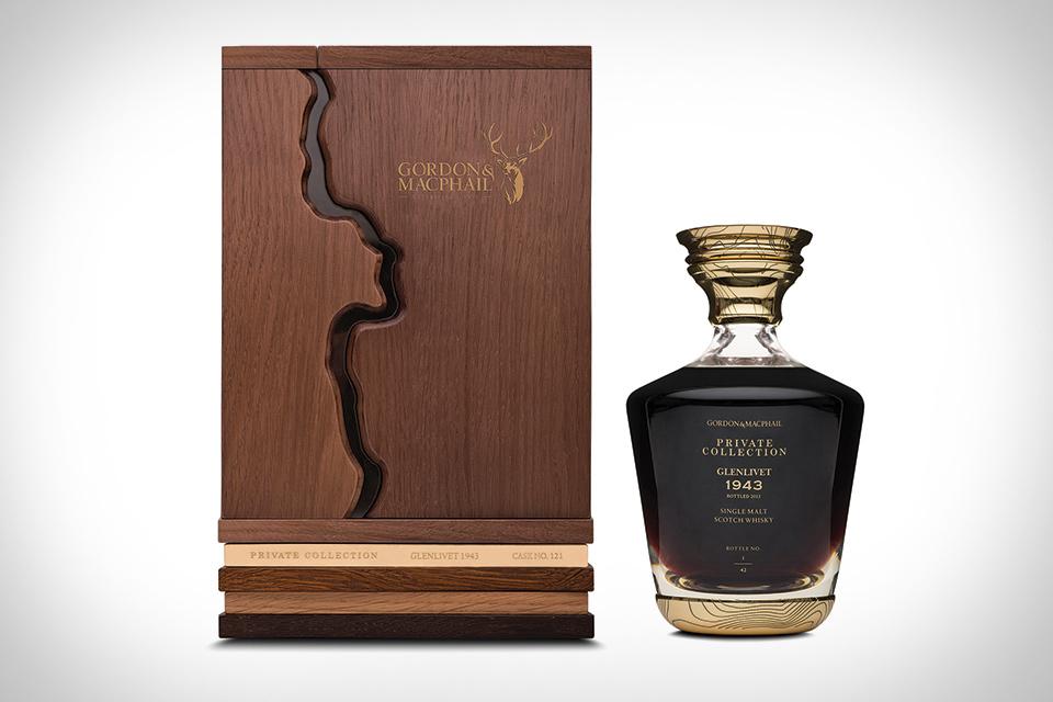 Gordon & MacPhail Glenlivet 1943 Whisky