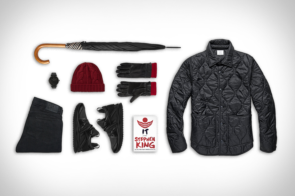 Garb: Pennywise