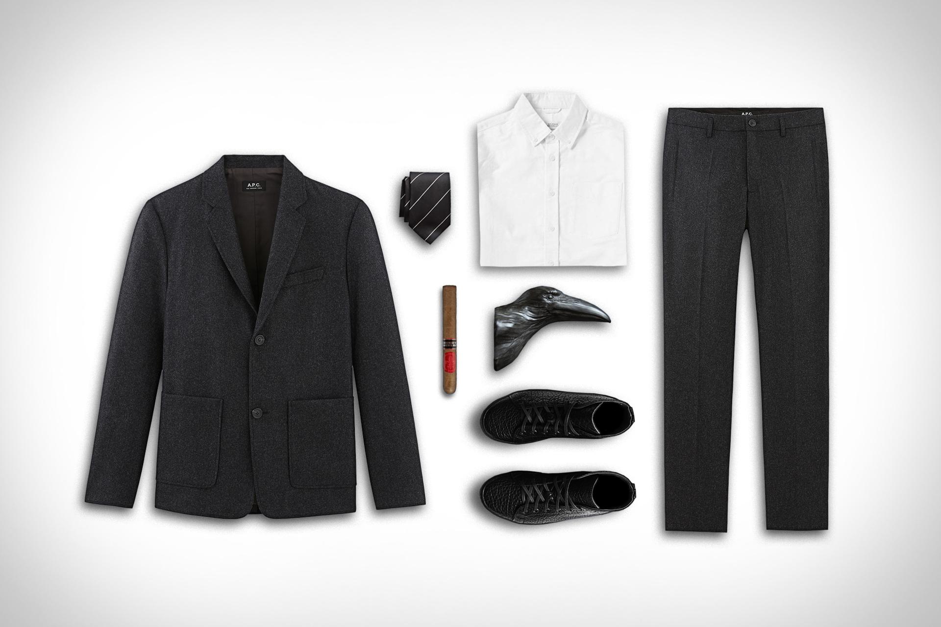 Kleidung: Hitchcock