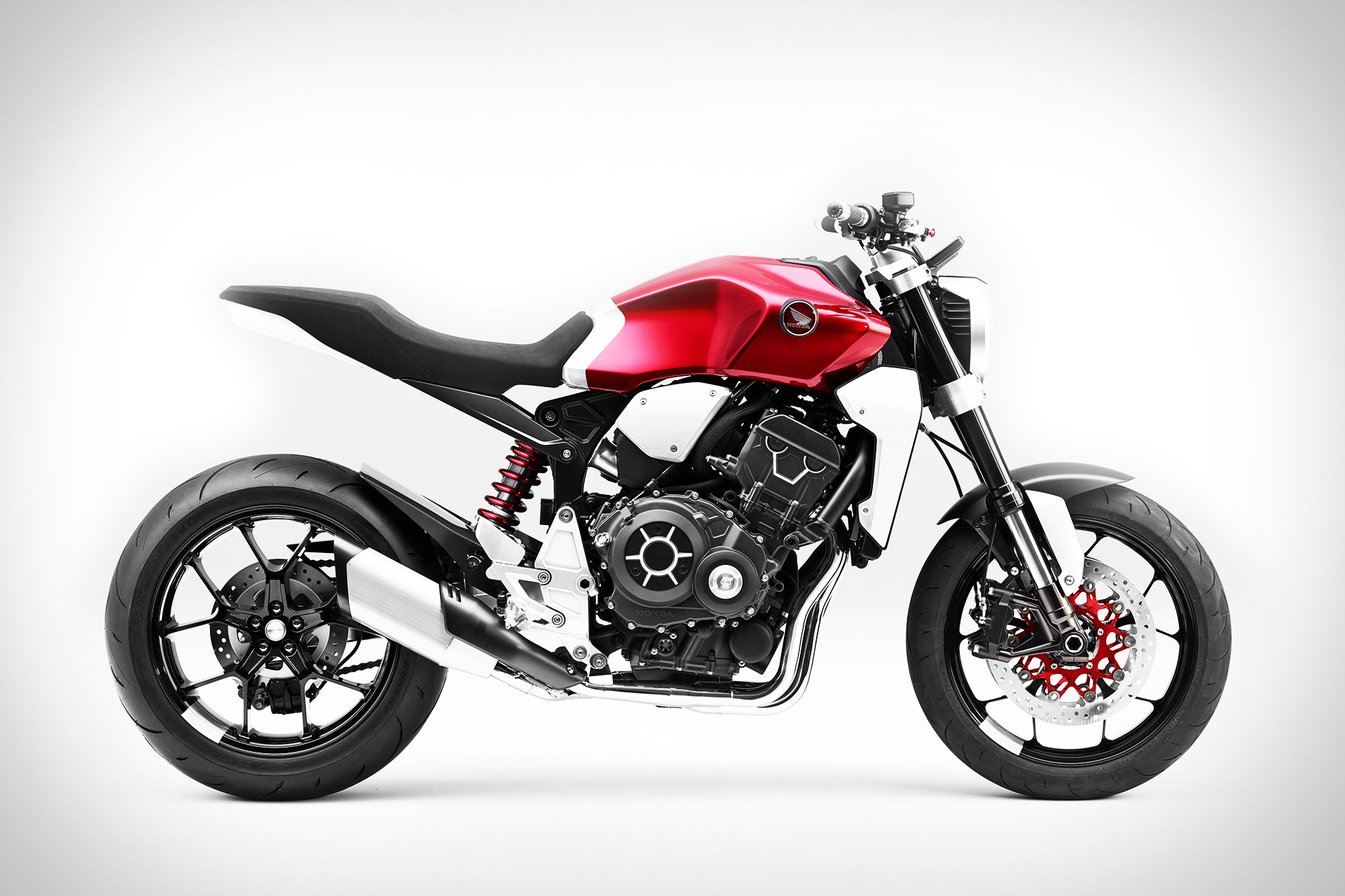 Honda Neo Sports Cafe Concept Motorcycle