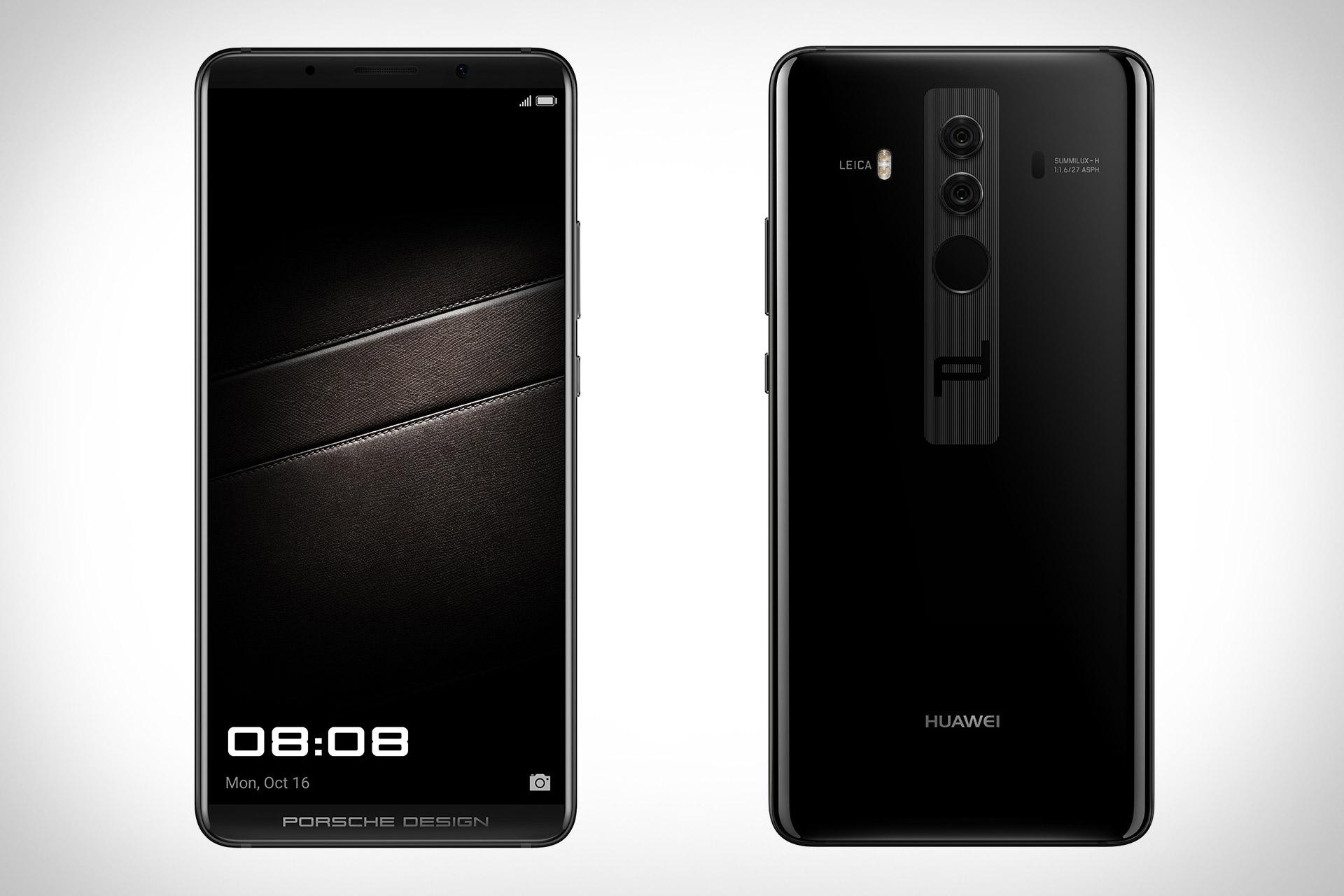 Huawei x Porsche Design Mate 10 Smartphone