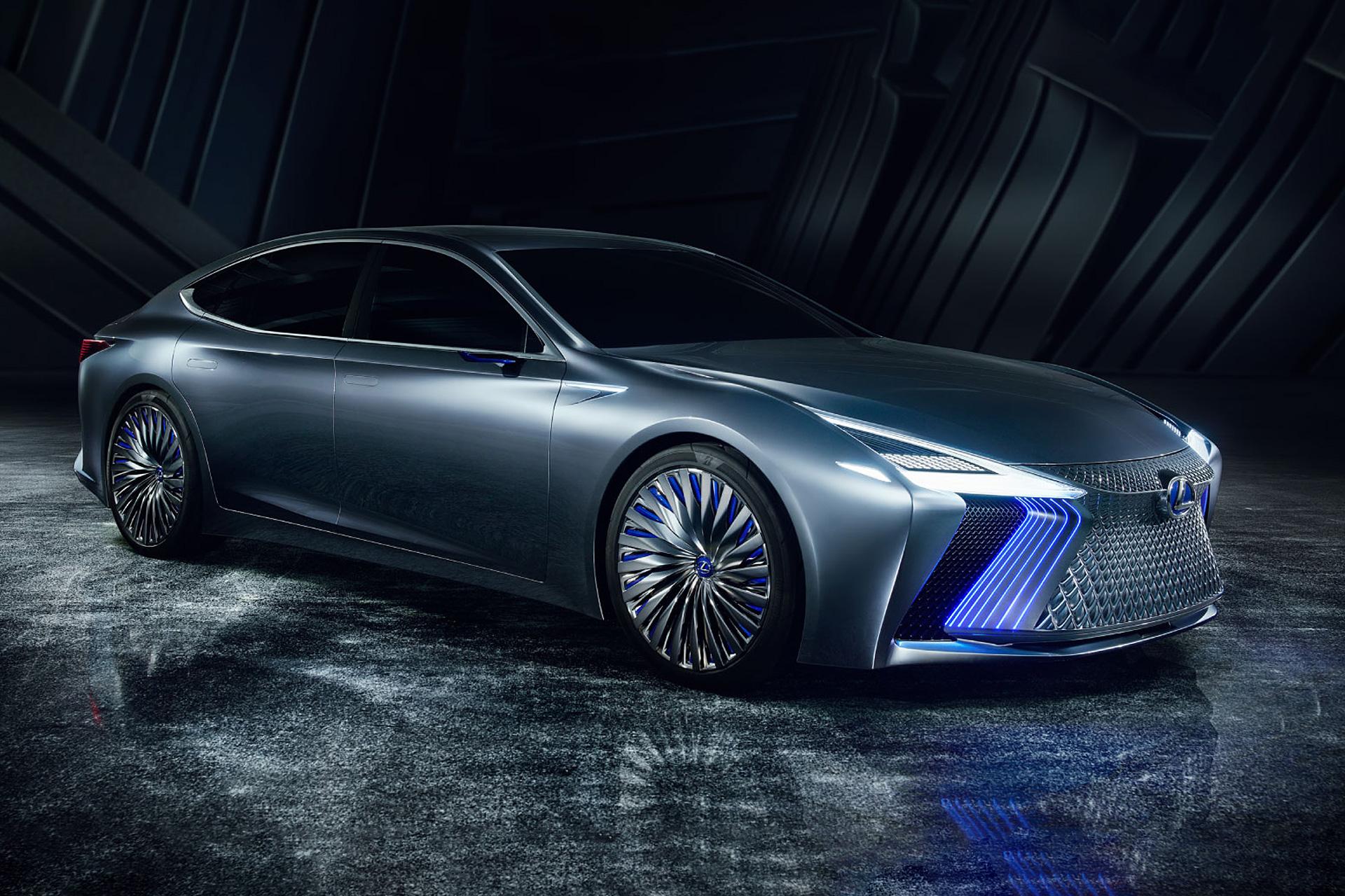 Lexus LS+ Concept