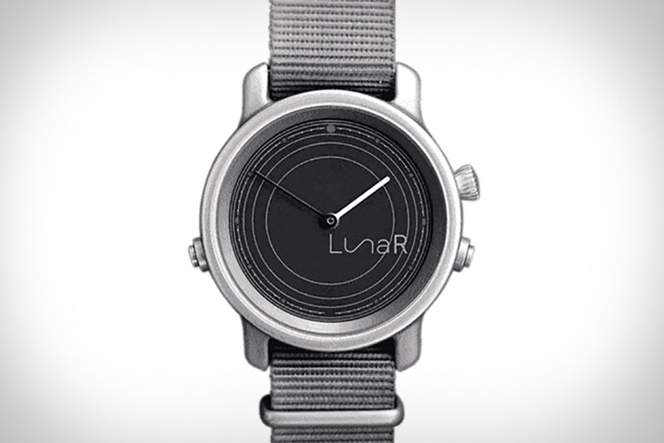 Lunar Solar Smartwatch