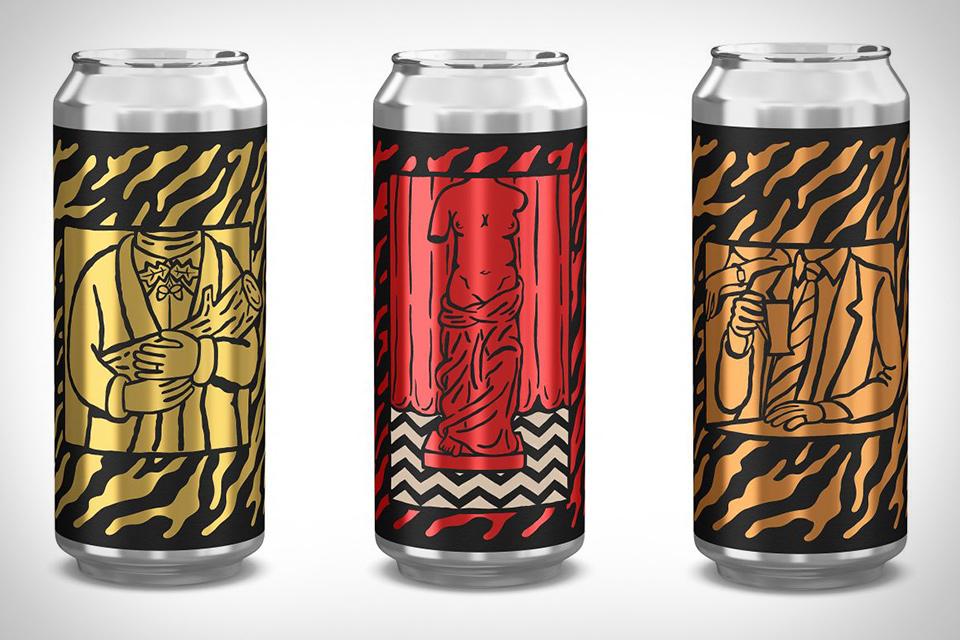 Mikkeller Twin Peaks Beers