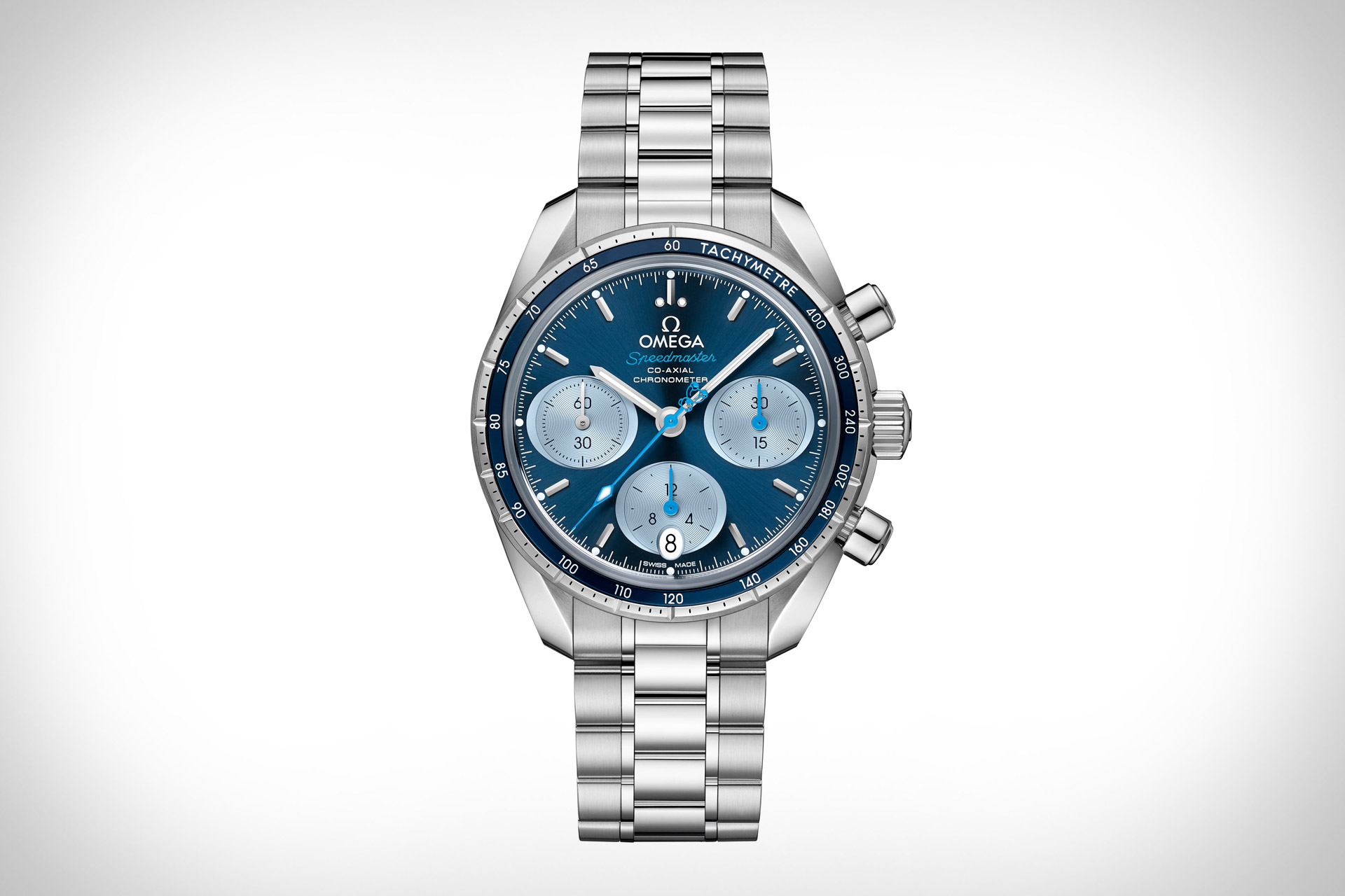 Omega x Orbis Speedmaster Chronograph Watch