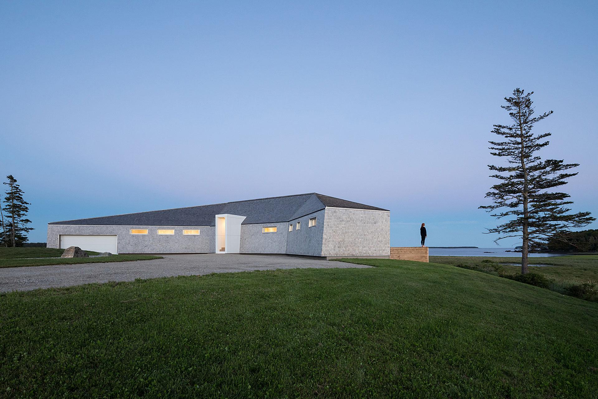 Sluice Point House