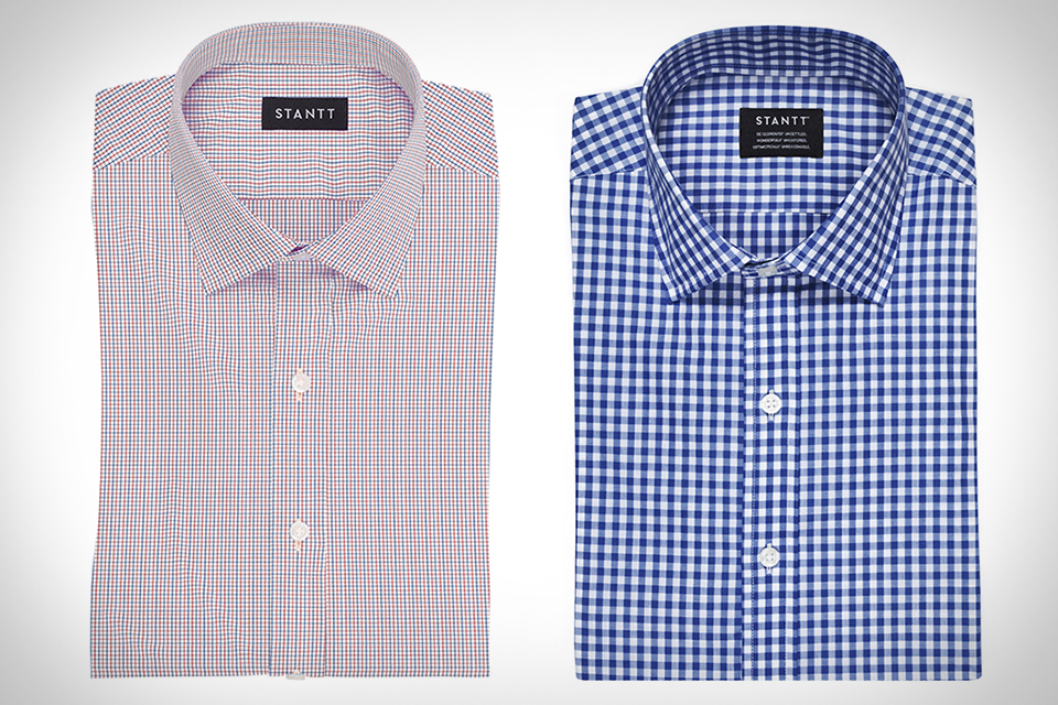 Stantt Performance Dress Shirts