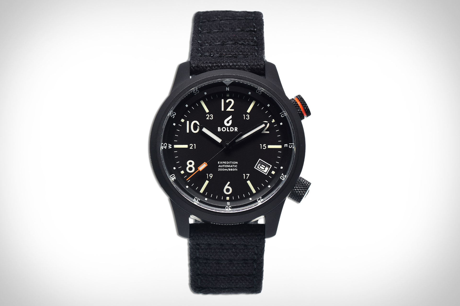 Boldr expedition watch uncrate for Expedition watches