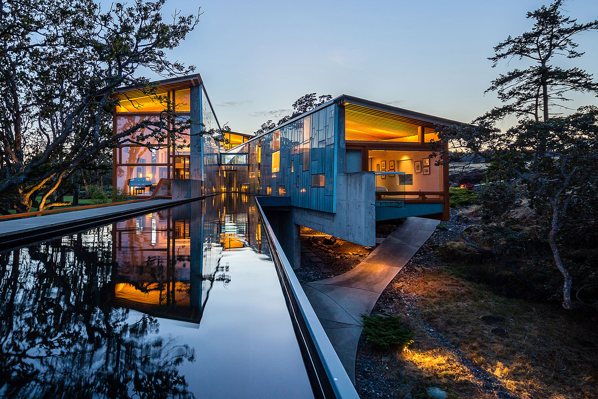 Canyon River House Uncrate