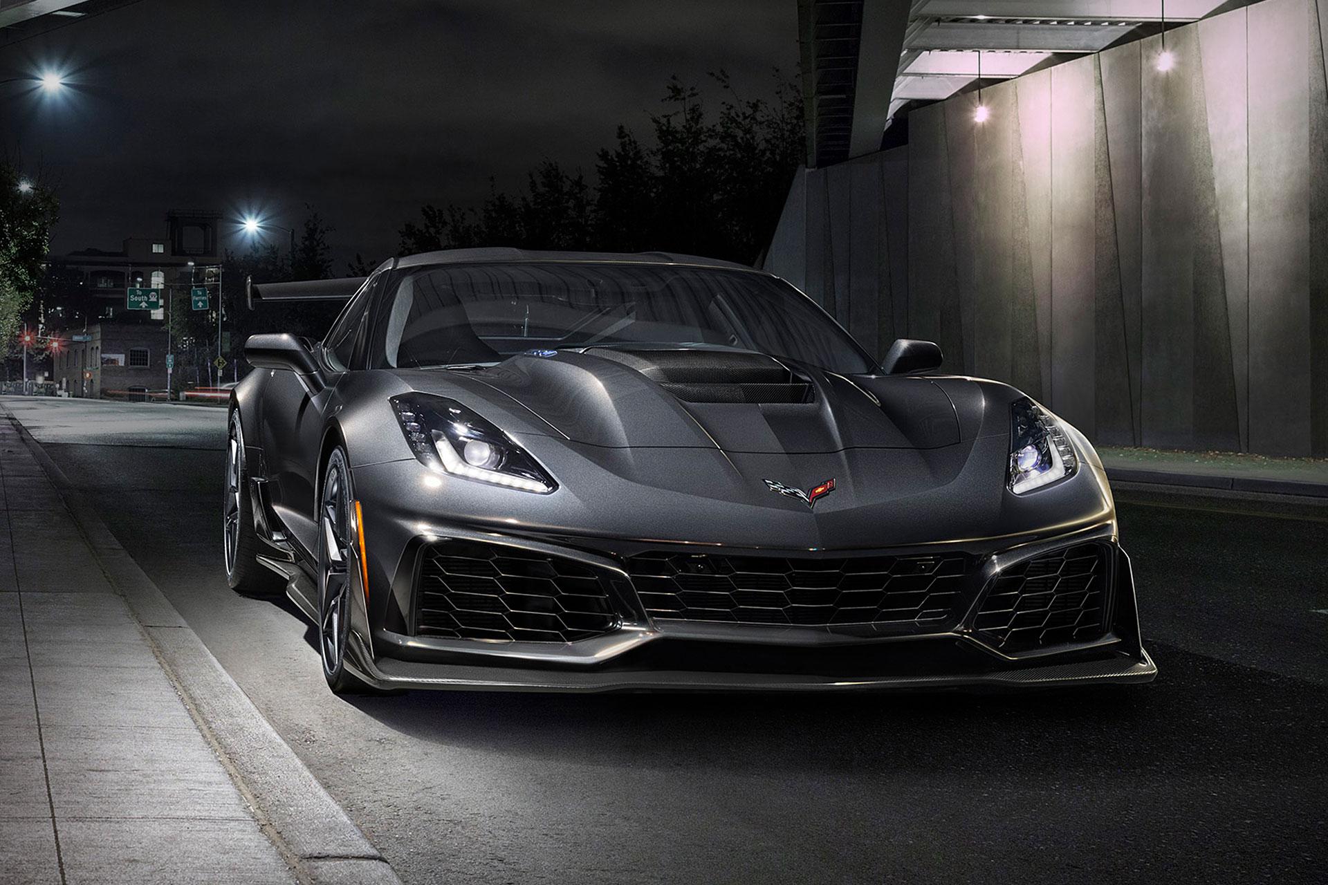 2019 Corvette Zr1 Uncrate
