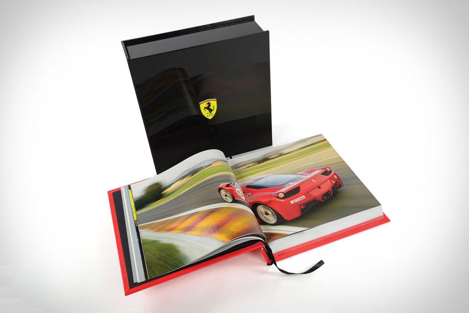 The Official Ferrari Opus Diamante Edition