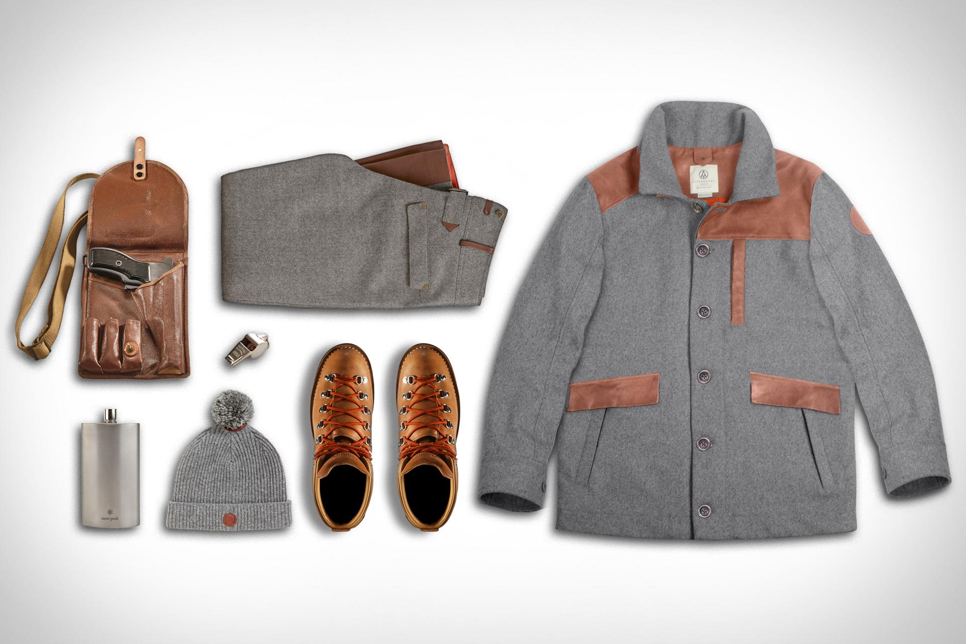 Kleidung: Schee-Patrouille