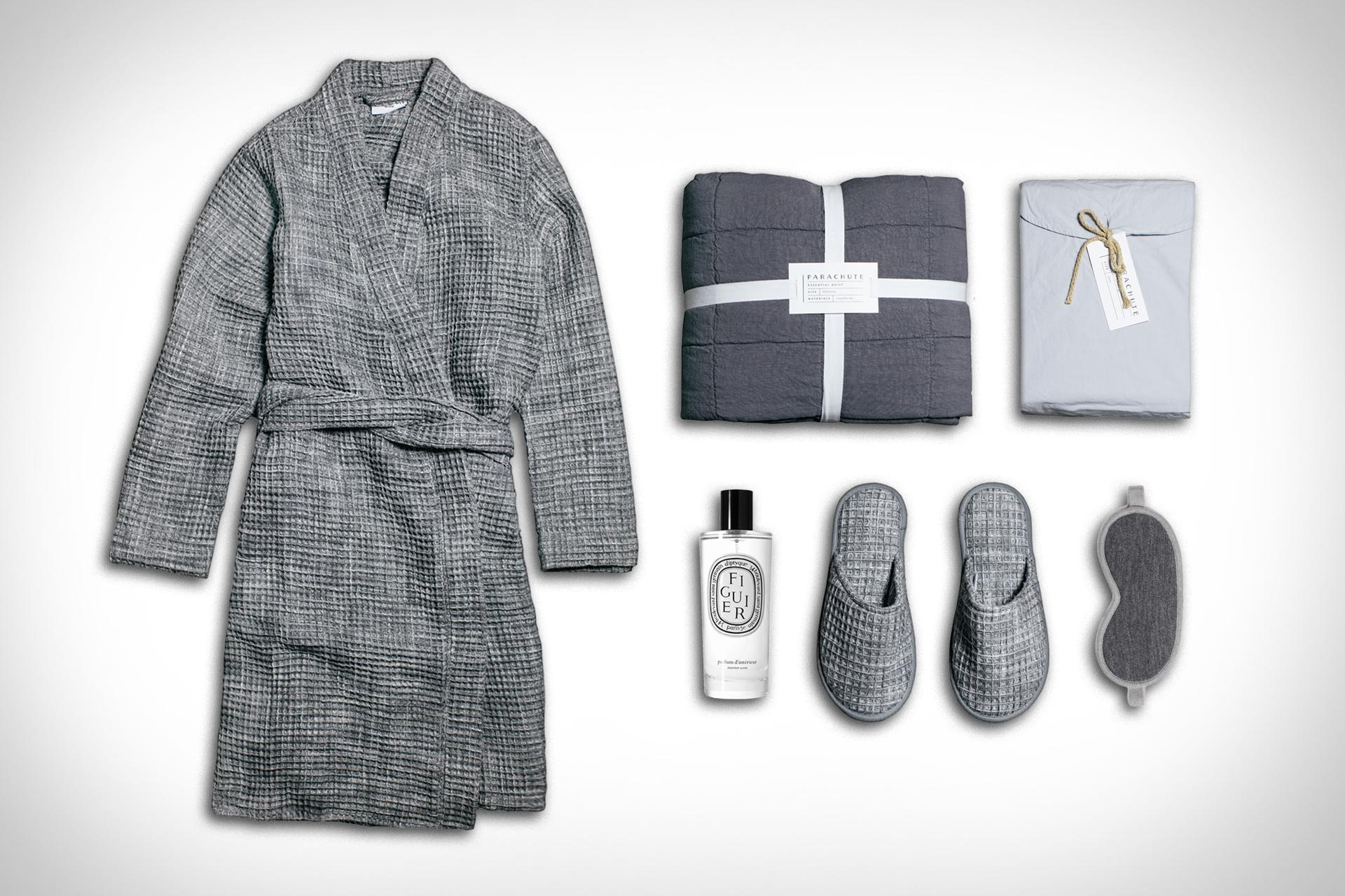 Kleidung: Stubenhocker