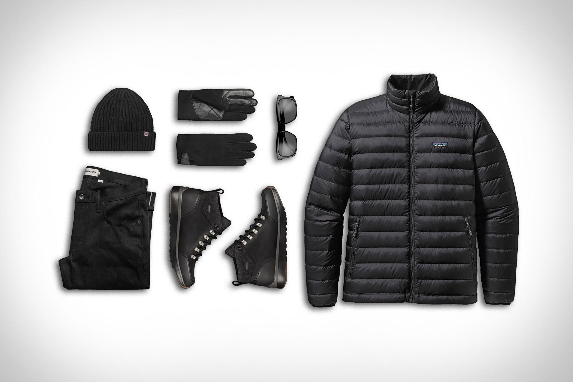 Kleidung: Mt. Hood