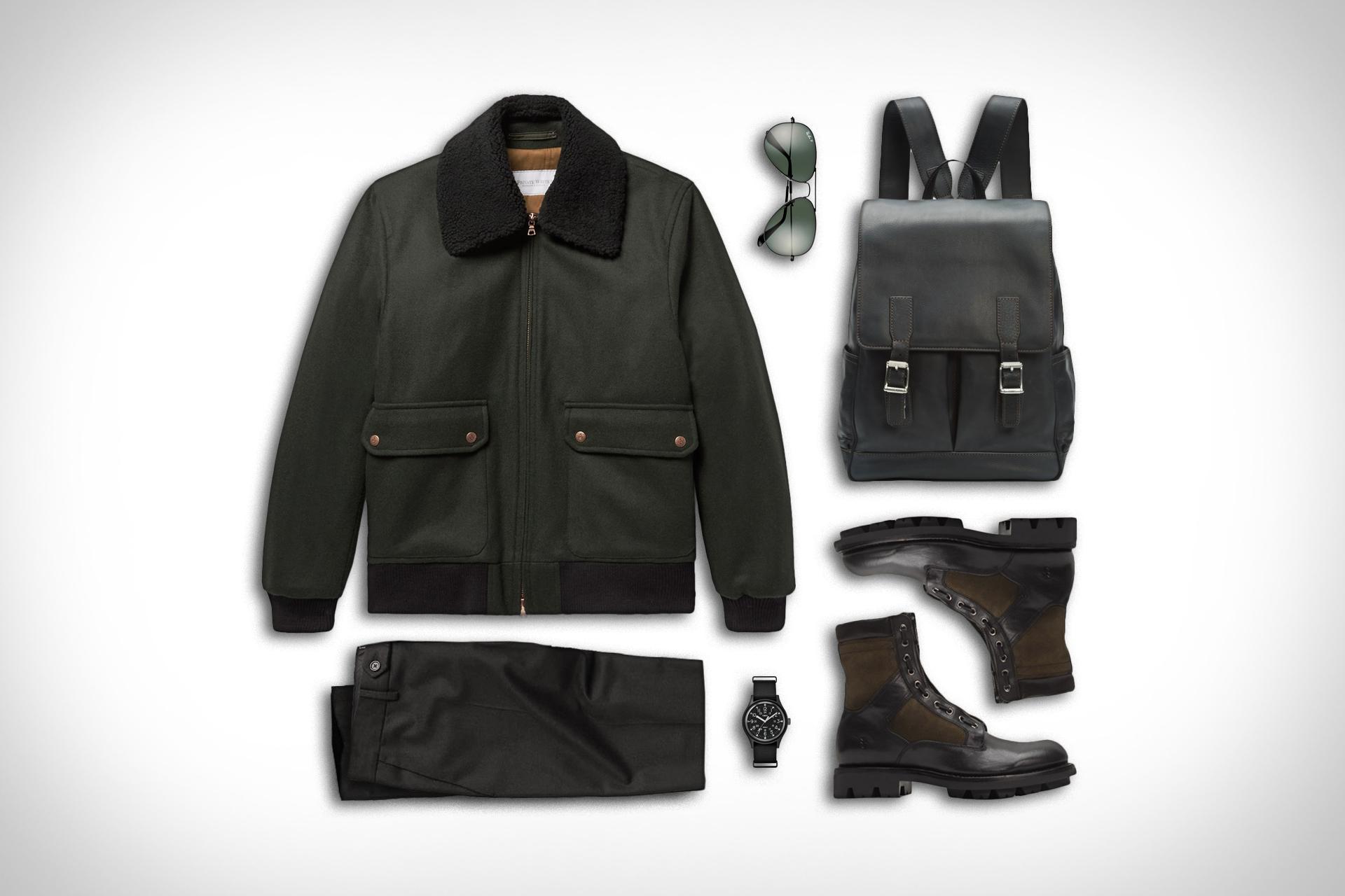 Kleidung: Fallschirmjäger