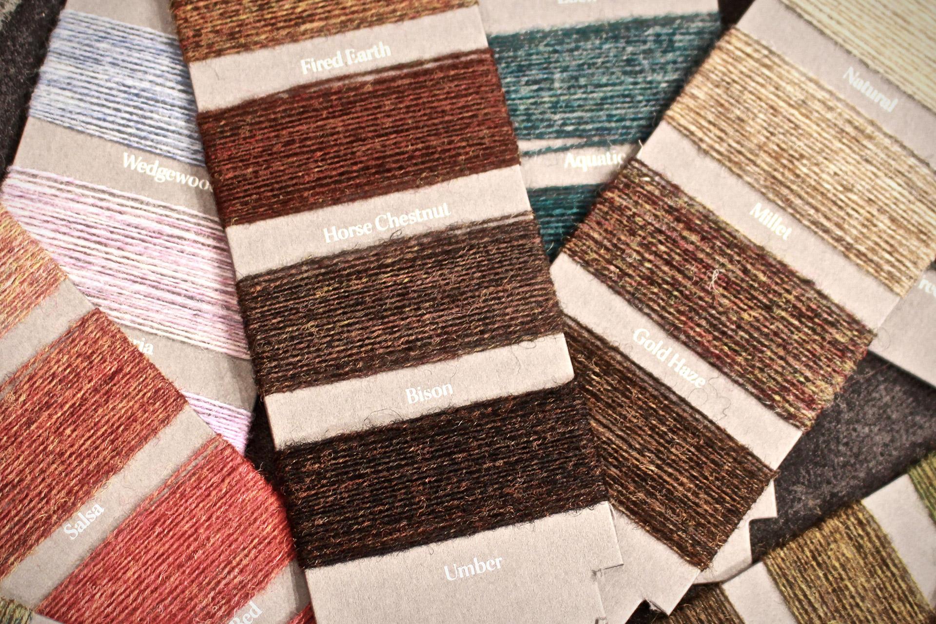 Bespoke Huntsman Tweed Fabric