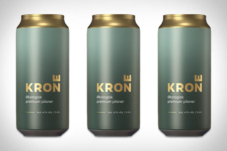 Krone Organic Pilsner
