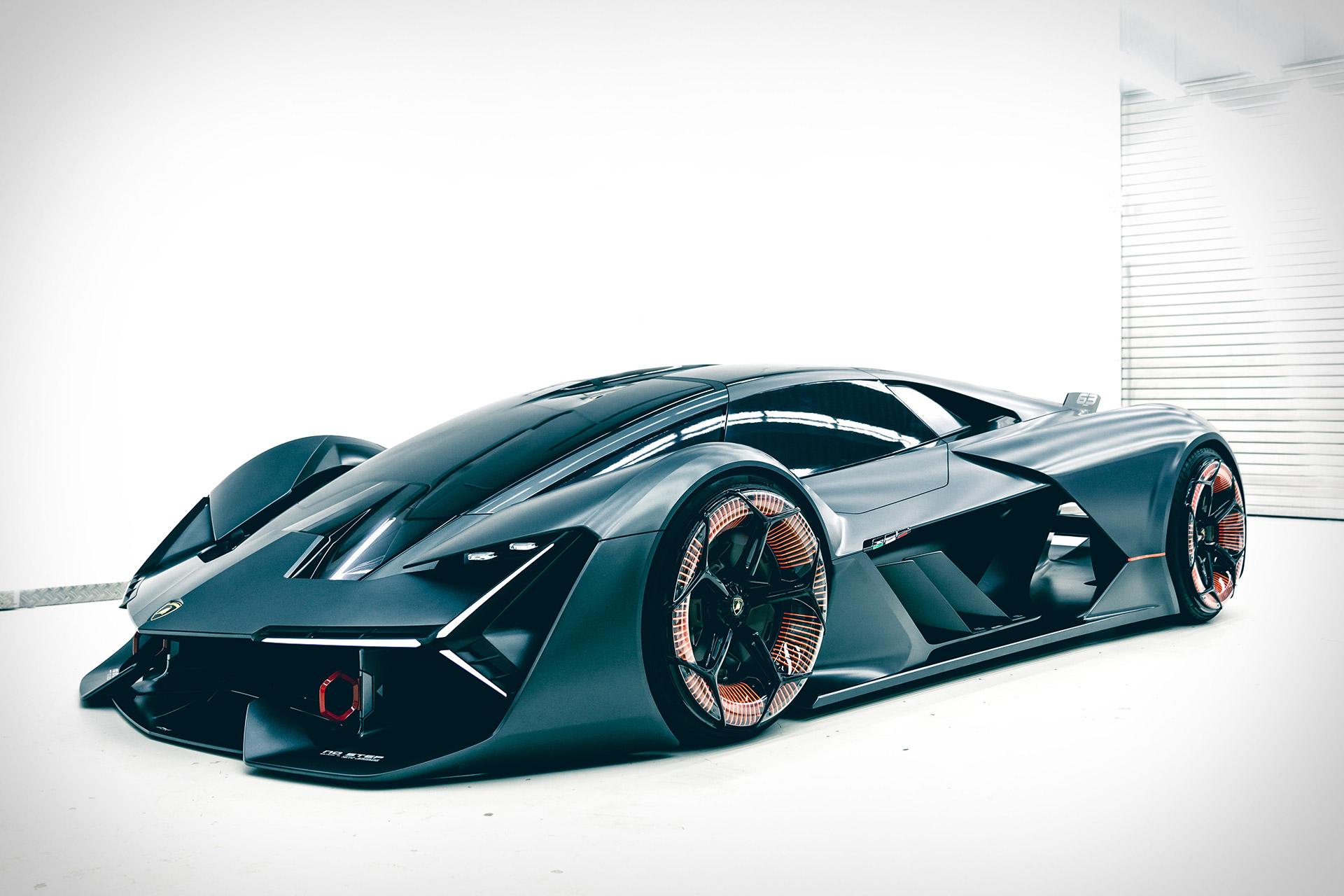 Lamborghini Terzo Millennio Concept Uncrate